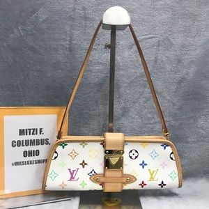 LOUIS VUITTON SHIRLEY MURAKAMI IN MULTI EUC